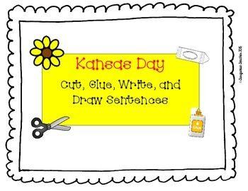 Kansas Day writing sentences packet!