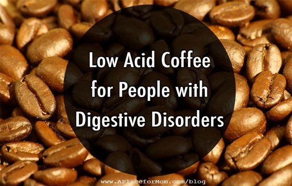 The aging process can bring on unwanted digestive side effects, like acid reflux and heartburn. Low acid foods and drinks can help reduce these uncomfortable side effects. One innovative company has developed a new product that allows seniors to continue enjoying what can be a major irritating culprit, coffee.