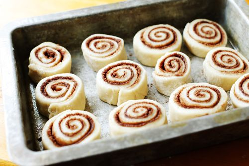 Cinnamon Rolls | Recipes | Pinterest