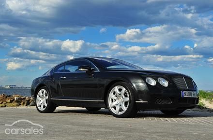 2005 Bentley Continental GT Auto 4WD