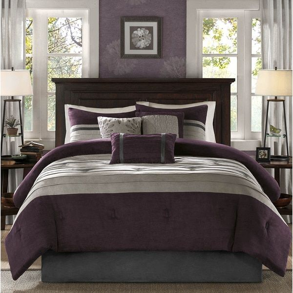 Best 20 Plum Comforter Ideas On Pinterest Plum Bedroom