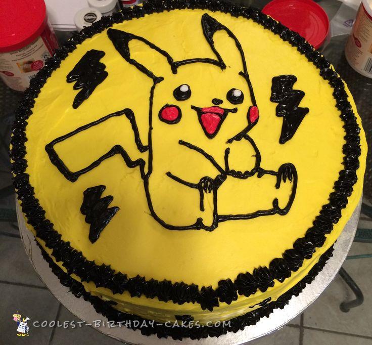 les 25 meilleures idées de la catégorie pikachu cake sur pinterest