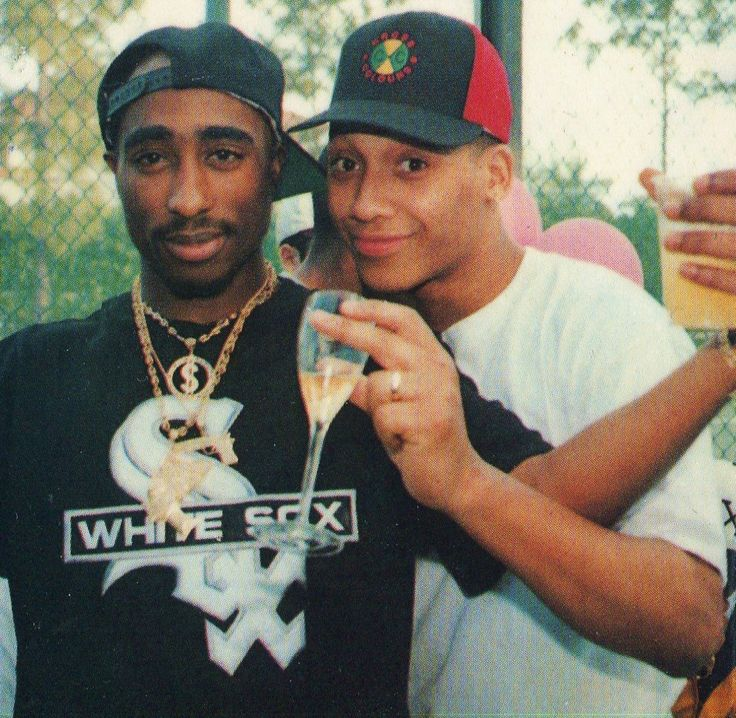 Juice Party, Miami, 1992 with Khalil Kain | African ...