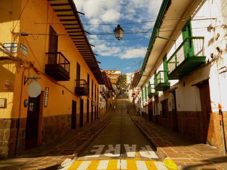 San Gil Santander, Colombia