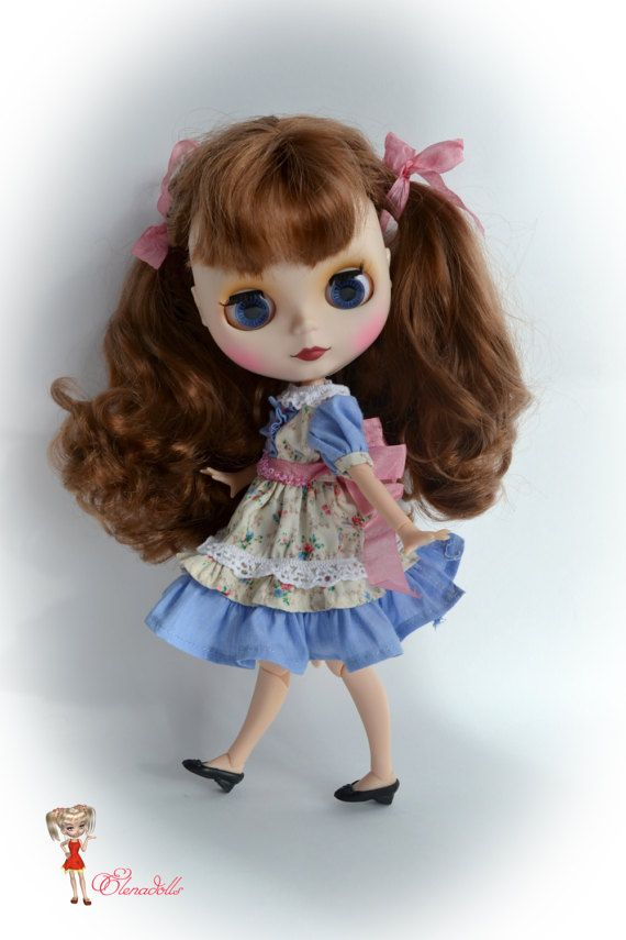 set for Blythe. for Blythe/Pullip  dolls clothes.Dress