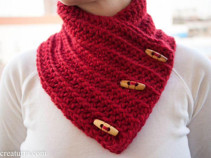 Bufandas tejidas para hombres - Imagui