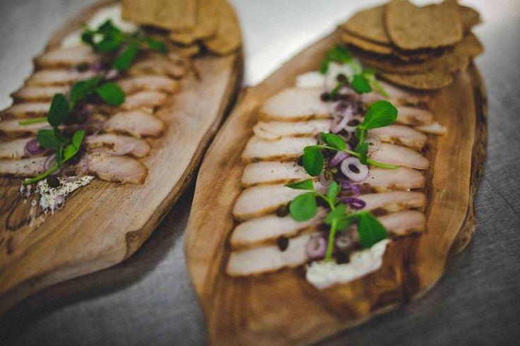 Platter of meats at Segovia. Photo courtesy of Tourism Winnipeg