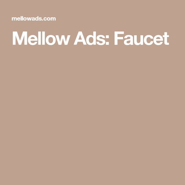 Mellow Ads: Faucet http://mellowads.com/faucet/?ref=69D5455B5FD9 Leading bitcoin advertising network...welcome to simple, bitcoin banner and pop-under advertising!  Over 8.2 billion banner and pop-under impressions served in the last 30 days  Lowest fees around - only 10% for network campaigns and 0% (yes zero!) for direct campaigns  Enter mellow ads