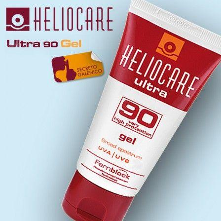 Si quieres eliminar las manchas, recuperar tu tono natural e iluminar tu rostro  http://farmaciajimenez.com/catalogo/heliocare/heliocare-ultra-spf-90-gel-50-ml/