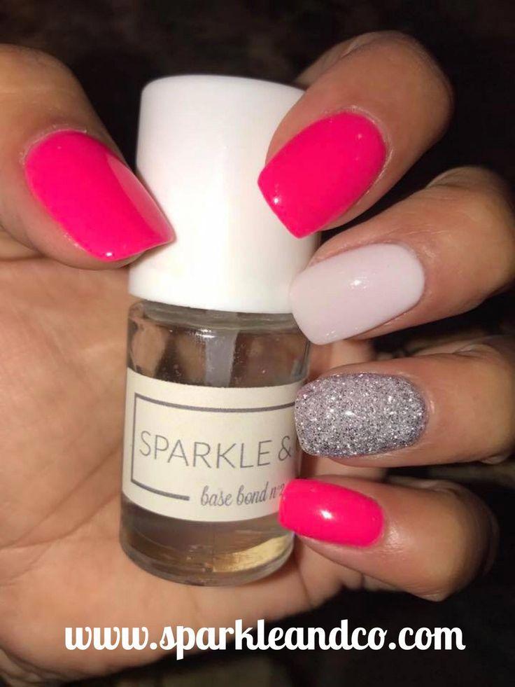 DP.69, 95 Sparkle & Co Dip Gel Powder. No lamps needed, lasts 2-3 weeks! Salon Q… – Nails