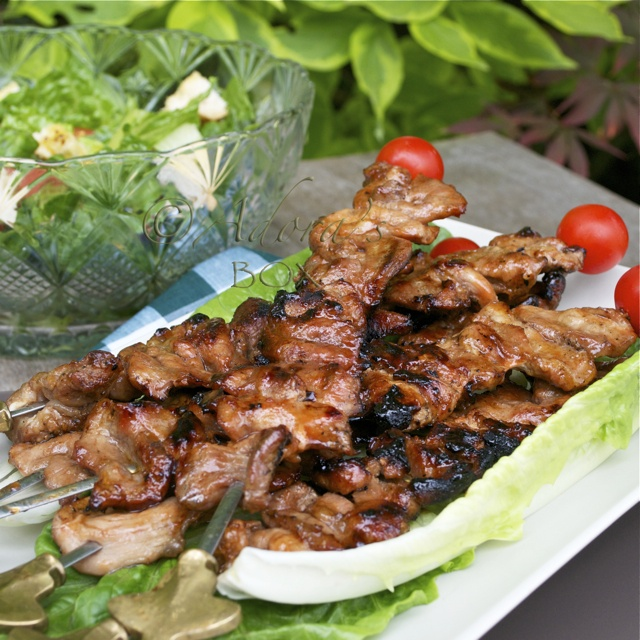 More like this: pork skewers , skewers and barbecues .