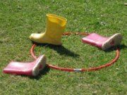 The traditional sport of welly wanging - How far can you chuck a welly? Everything you need to know.