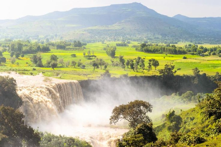 Nil, Äthiopien