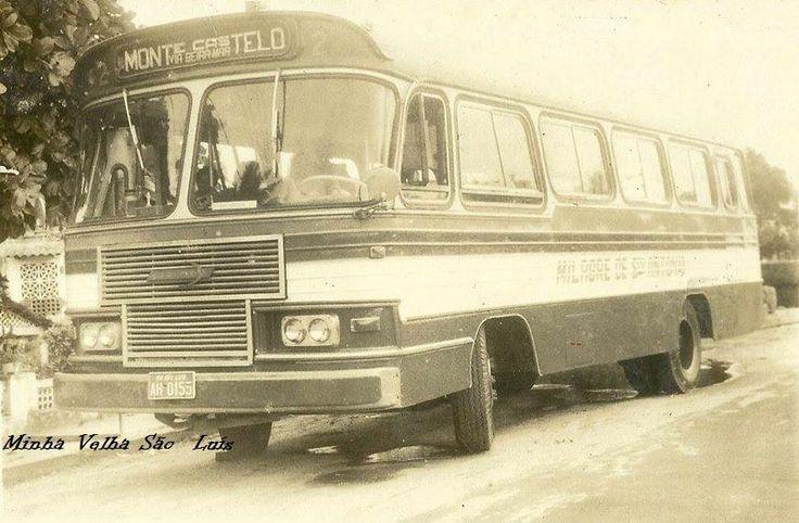 ônibus linha Monte Castelo via Beira-Mar (dec60)