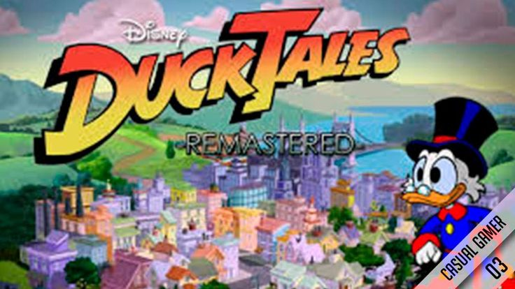 O ataque dos metralhas - Duck Tales - Casual Gamer T2-03 (+playlist)