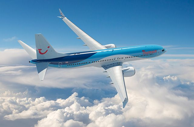 Boeing: TUI Group 737 Max Customer Highlights