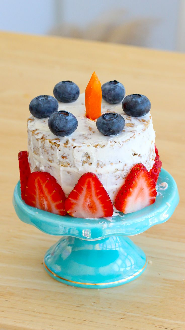 Birthday Cake For Dogs Recipe Healthy Recipes Dog