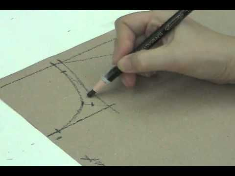 Easy PATTERN MAKING OF A BASIC DRESS WITH WAISTLINE Lesson 2-14 - YouTube