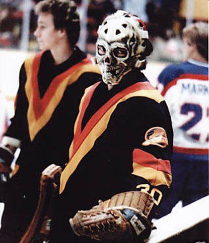 Gary Bromley | Vancouver Canucks