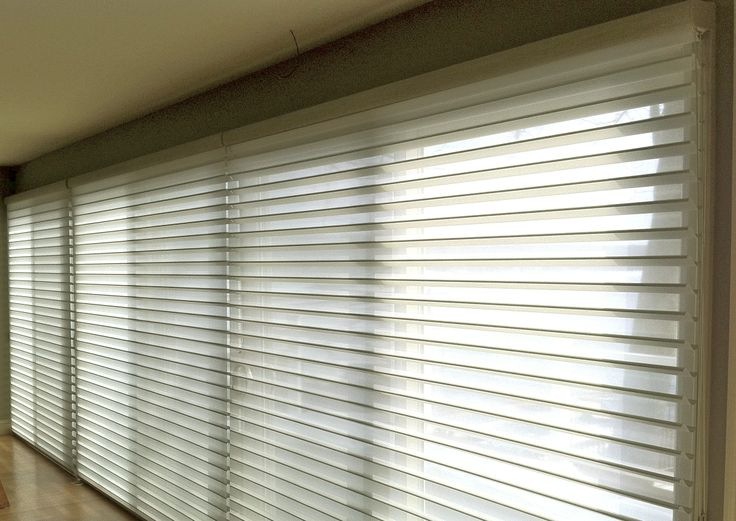 Hunter Douglas Silhouette 3 Quot Original Collection Over Wall