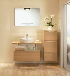Мебель для ванной комнаты, Пеналы и тумбы, Столешница для раковины Jacob Delafon Ove. EB071-F5 :: www.ceramicplus.ru | Купить в интернет-магазине «CeramicPlus»