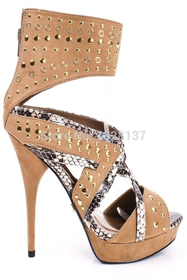 91.99$  Watch here - http://ali5qe.worldwells.pw/go.php?t=32724584392 - Wholesale Ladies Shoes Camel And Blue And Black High Heels Flock Platform Women Pumps Open Toe Heels Tea Party Platform Shoes