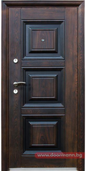 Блиндирана входна врата Код 888 Блиндирани Входни