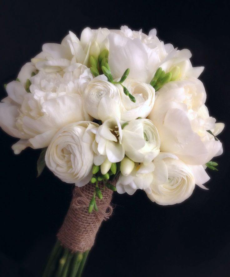 About Freesia Bridal Bouquet On Pinterest Bouquets Bridal Bouquets