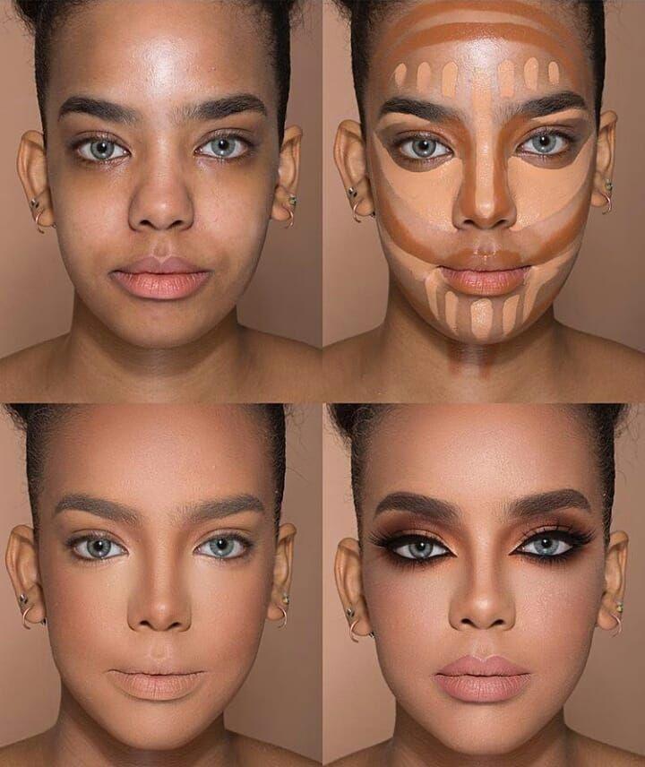 Maquiagem linda Follow @ mama_mua2 Tag #mamamuatag para ser apresentado Crédito para sam