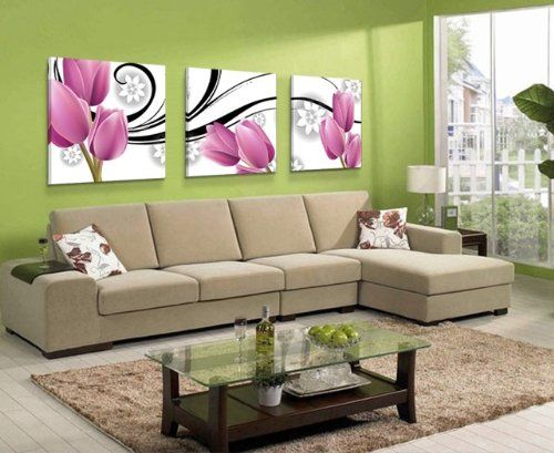 ASIA MODERN ABSTRACT WALL ART PAINTING ON CANVAS NEW Style ! (NO FRAME)with The purple tulip growth Flower Canvas Art http://www.amazon.com/dp/B00EZGGMAW/ref=cm_sw_r_pi_dp_Zsggvb1APAB1Z