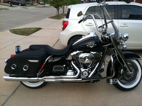Used Harley Davidson for sale. 2013 Harley Davidson Road King Classic for sale. $19,000 Little Rock, Arkansas  #usedharleys #harleysforsale #hd4sale