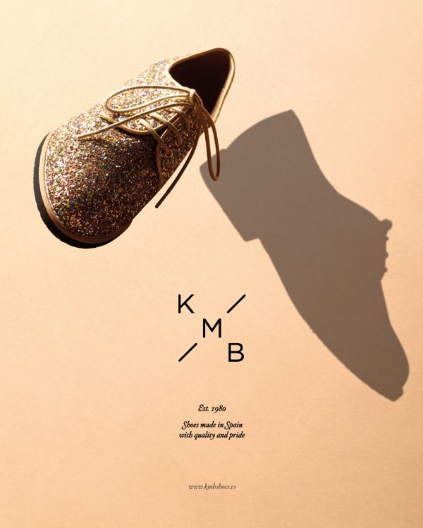 KMB by Demokratica , via Behance Airborne could be interesting! Maybe we could do something like this if we're shooting shoes for Pockets or Plaza.