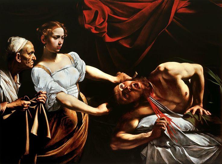 Caravaggio Judith And Holofernes  holofernes pronounce judith und oper #27571955