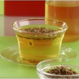 Ayurvedic food;   Cardamom, Ginger & Fennel Tea