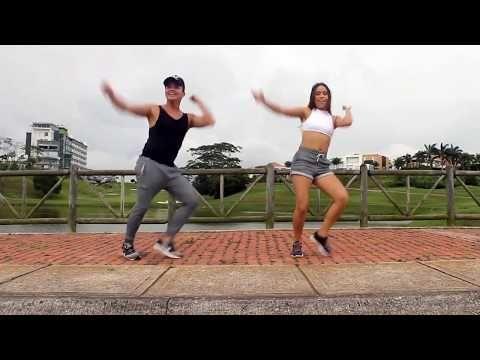 Mi Gente - J. Balvin, Willy William Choreography by Sandra Fuentes & Jorge Ramirez - YouTube