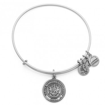 James Madison University Alex and Ani Bracelet