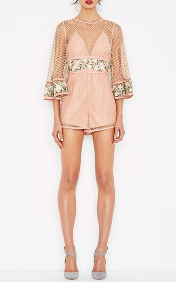 Alice McCall is known for feminine, flirty pieces that always seem to fit the bill—whether it's for a summer wedding or just one of those days you feel like dressing up for (she single-handedly made the romper an appropriate option for date night). The Sydney-based label is recognized for it's folksy, bohemian ease—something now synonymous with Australian style.