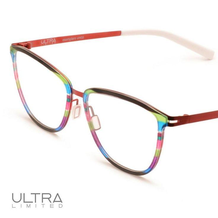 UltraLimited si veste di nuove forme! Avete già dato un'occhiata alla nuova collezione in acciaio biomedicale? #ultralimited   #MIDO2016   #glasses   #eyewear   #emporioocchialifardin    www.ultralimited.it/collezione-metallo