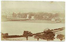 Oxon postcard  Chinnor general view