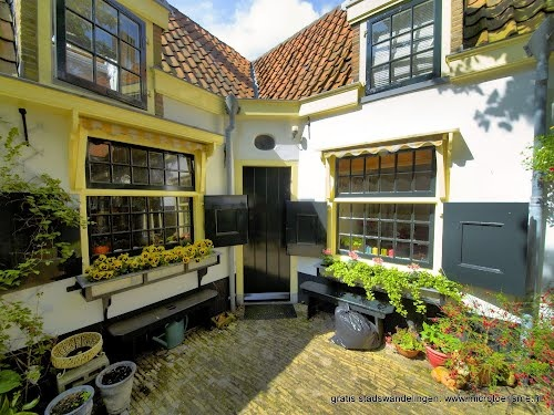 Haarlem Hofje van Loo