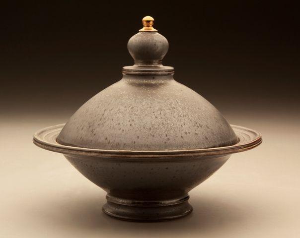 Seth Green, Covered Bowl, 10x10x10