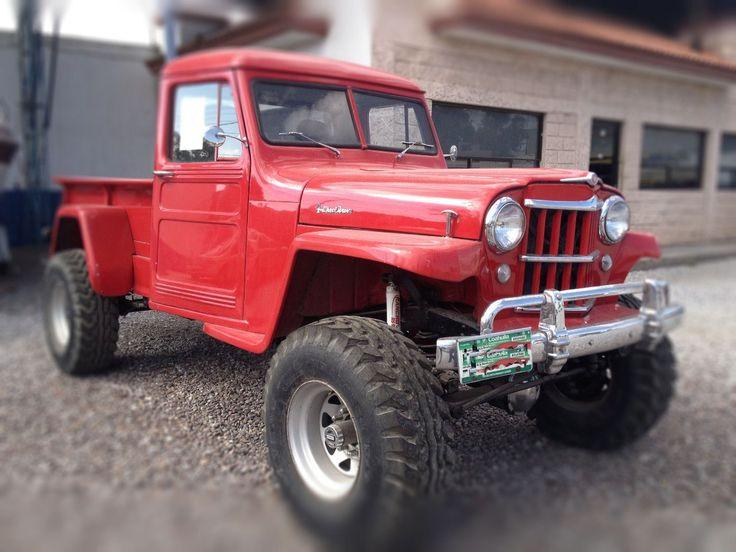 jeep willys pickup - de búsqueda
