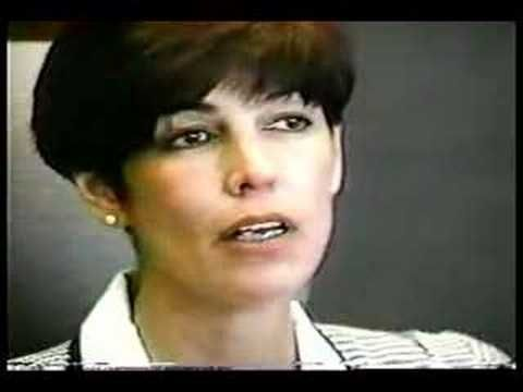 Excerpt from Leslie Van Houten Documentary, 1991 at the parole board again after years of being rejected as the Sharon Tate Murders were so horrible she was once against denied parole , she is now  and will be able to once again go to the parole board in five years .