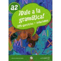 Es un material ameno de refuerzo y autoaprendizaje, destinado a jóvenes y adultos de nivel A2.  Aborda el estudio y la práctica de la gramática a través de diversos ejercicios haciendo hincapié en los aspectos gramaticales más conflictivos.