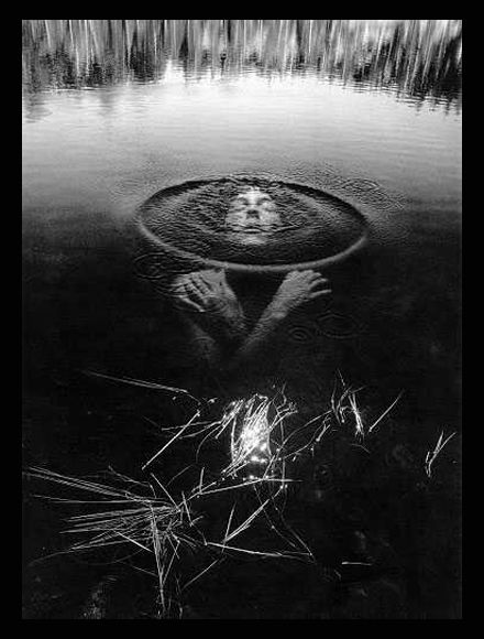 Things that matter the most must never be at the mercy of things that matter least. -Goethe (photo by Jerry Uelsmann)