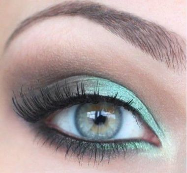 Como Maquillarse Los Ojos Grises CentralMODA.COM
