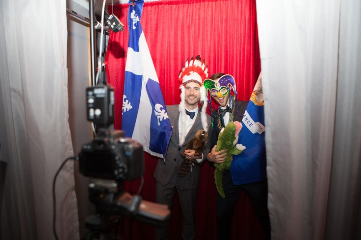 "Darren & Joshua ""fleur de lis"" inspired wedding @Airship37 Event Venue"
