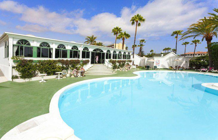 Hôtel Parque Paraiso II 3* TUI à Playa del Inglés prix promo Voyage Grande Canarie TUI à partir 739,00 € TTC au lieu de 939 €.