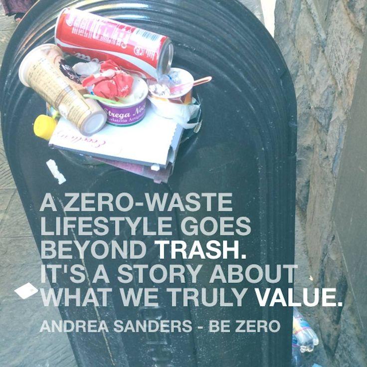 Zero Waset Andrea Zero Waste Value