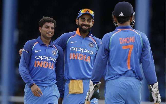 Kuldeep Yadav more lethal on dry wickets, says Virat Kohli : Cricket, News http://indianews23.com/blog/kuldeep-yadav-more-lethal-on-dry-wickets-says-virat-kohli-cricket-news/